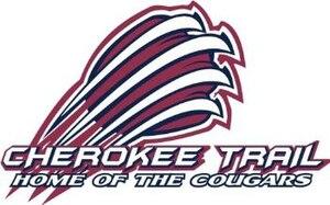Cherokee Trail High School - Image: Cherokee Trail High School (logo)