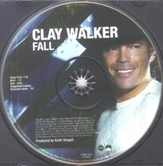 Fall (Clay Walker song) - Image: Clay Walker Fall