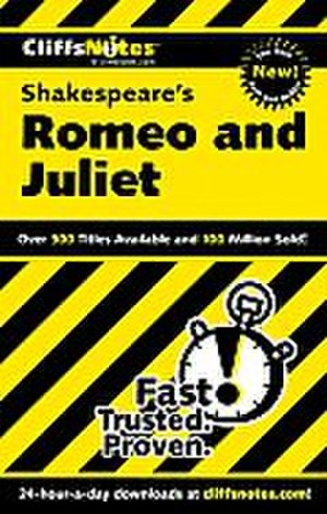 CliffsNotes - CliffsNotes for Romeo and Juliet