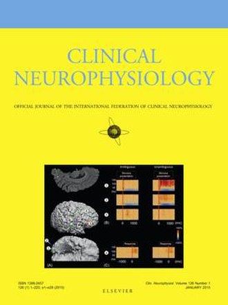Clinical Neurophysiology (journal) - Image: Clinical Neurophysiology cover