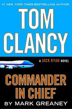 Commander in Chief (novel) - Image: Commander in Chief cover