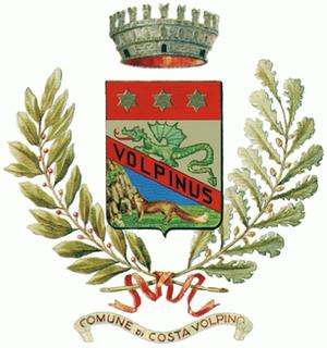 Costa Volpino - Image: Costa Volpino Stemma