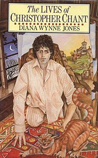 <i>The Lives of Christopher Chant</i> British childrens fantasy novel, 1988, earliest in the Chrestomanci fictional history