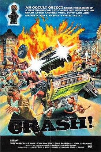 Crash! - Image: Crash (1977 film)