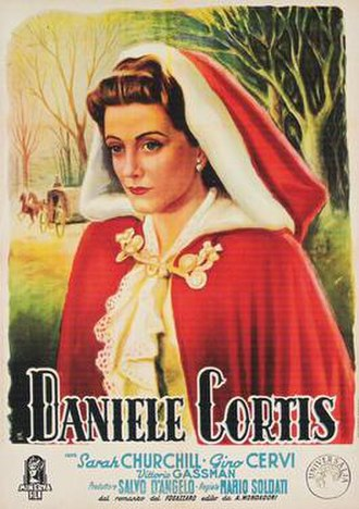 Daniele Cortis - Image: Daniele Cortis