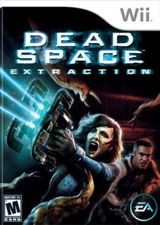<i>Dead Space: Extraction</i>