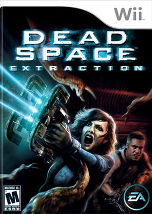 Dead Space: Extraction - Wii cover art