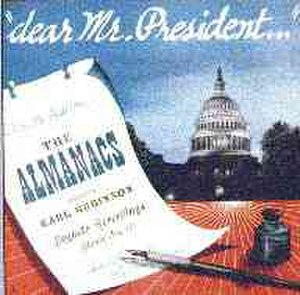 Dear Mr. President (album) - Image: Dear mr prez
