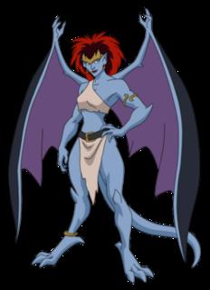 Demona Fictional character in the animated series Gargoyles