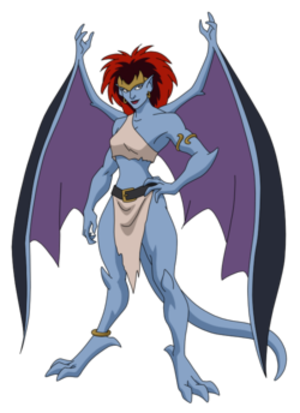 Demona - Image: Demona