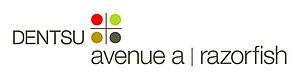 Dentsu Isobar - Dentsu Avenue A Razorfish Logo 2007-2008