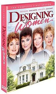 <i>Designing Women</i> (season 1) season of television series