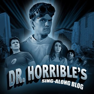 Dr. Horrible's Sing-Along Blog - Image: Doctor Horrible Banner