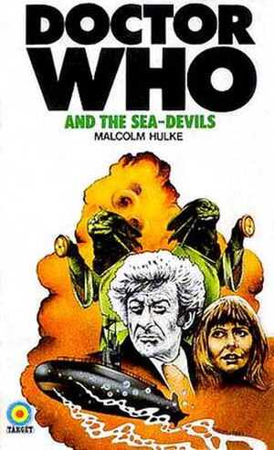 The Sea Devils - Image: Doctor Who and the Sea Devils