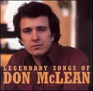 Legendary Songs of Don McLean - Image: Don Mc Lean Legendary Songs of Don Mc Lean Coverart