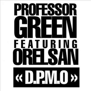D.P.M.O. (song) - Image: Dont Piss Me Off Cover