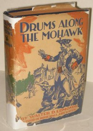 Drums Along the Mohawk (novel) - Image: Drums Along the Mohawk novel
