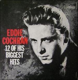 The Eddie Cochran Memorial Album - Image: Eddie Cochran LP LRP3172
