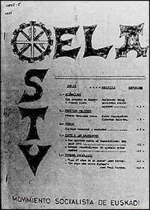 Basque Workers' Solidarity - ELA-STV publication from 1971