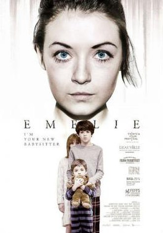 Emelie (film) - Theatrical release poster