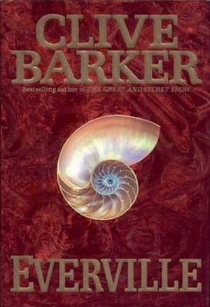 Everville - First US edition
