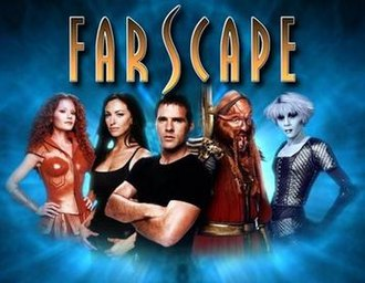 Farscape - Season 4 logo