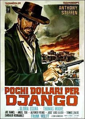A Few Dollars for Django - Image: Few Dollars for Django