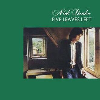 Five Leaves Left - Image: Five Leaves Left