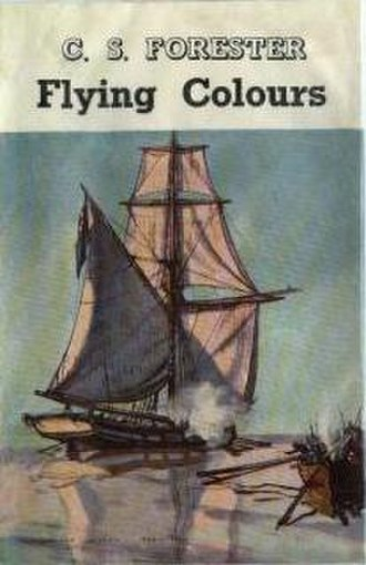 Flying Colours (novel) - First edition