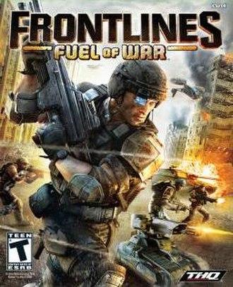 Frontlines: Fuel of War - Image: Frontlines