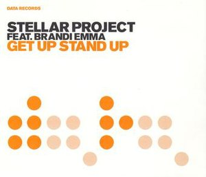 Get Up Stand Up (Stellar Project song) - Image: Get up stand up cover