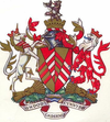 Coat of arms of Vale of Glamorgan County Borough