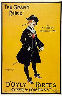 <i>The Grand Duke</i>