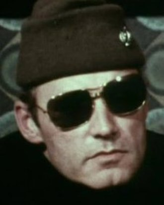 Gusty Spence - Gusty Spence in 1972, when UVF leader. It was taken while he was at large following his escape from prison.