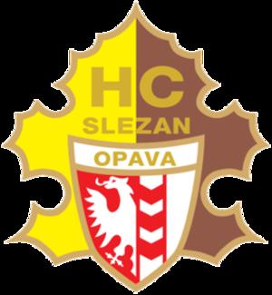 HC Slezan Opava - Image: HC Slezan Opava logo