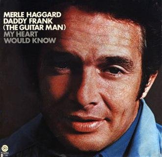 Daddy Frank (The Guitar Man) - Image: Haggard Daddy Frank