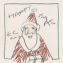 Eric Clapton White Christmas.Happy Xmas Eric Clapton Album Wikipedia