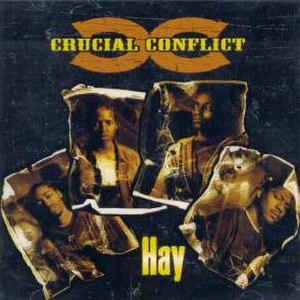 Hay (song) - Image: Hay CC