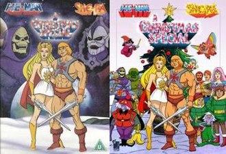 He-Man & She-Ra: A Christmas Special - Image: He Man She Ra Christmas