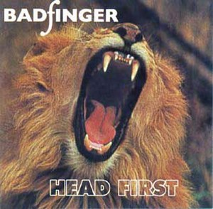 Head First (Badfinger album) - Image: Head First (Badfinger album cover art)