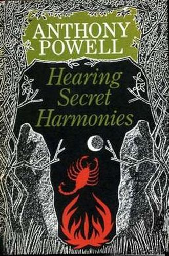 Hearing Secret Harmonies - First edition cover