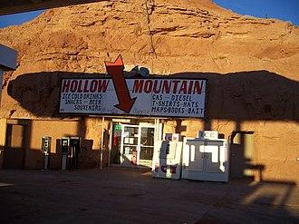 Hanksville, Utah - Hollow Mountain Store