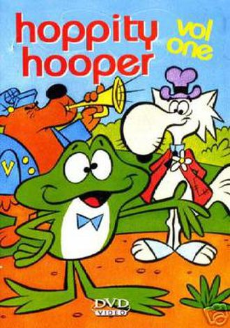 Hoppity Hooper - DVD cover