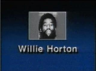 Willie Horton American murderer