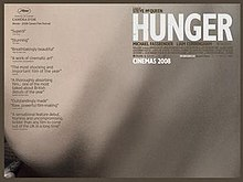 Hunger 2008 Film Wikipedia