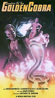 <i>Hunters of the Golden Cobra</i> 1982 film by Antonio Margheriti