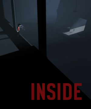 Inside (video game) - Image: INSIDE Xbox One cover art