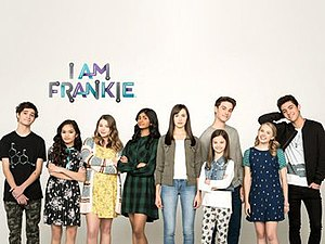 I Am Frankie - Image: I Am Frankie Logo