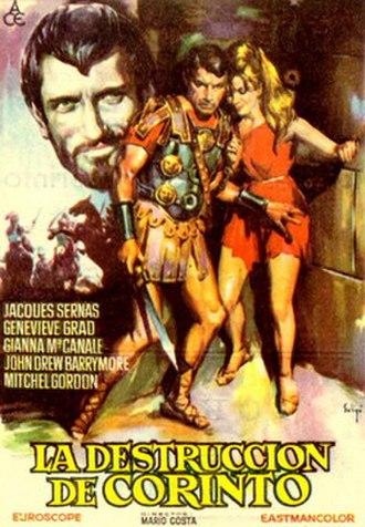 The Centurion (film) - Image: Il conquistatore di corinto