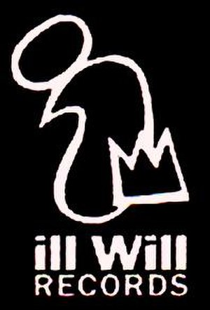 Ill Will Records - Image: Illwillrecords logo